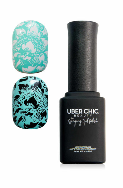 Sea Glass - Stamping Gel Polish