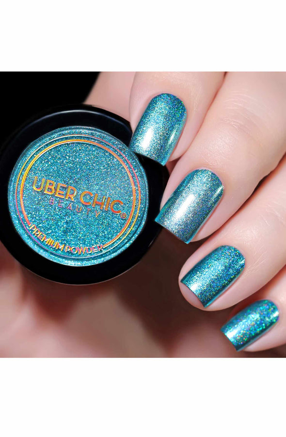 Holographic Teal