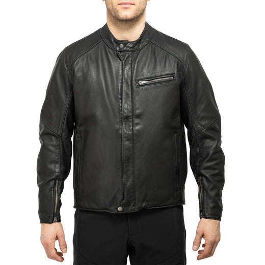 Circuit Moto Jacket - Leather