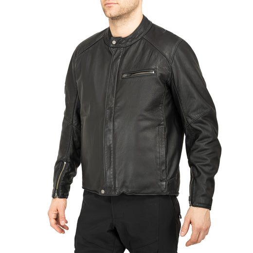Circuit Moto Jacket, Leather