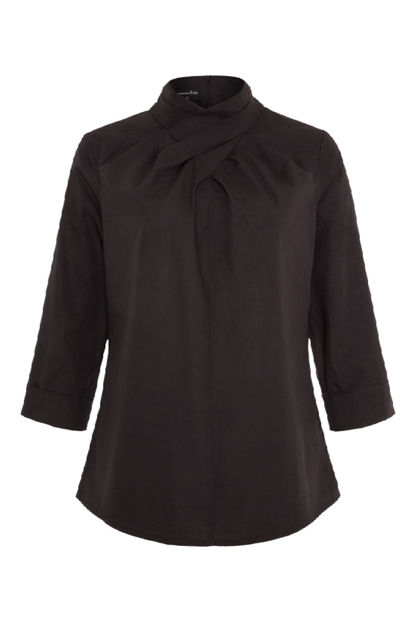 Fiona Blouse Black