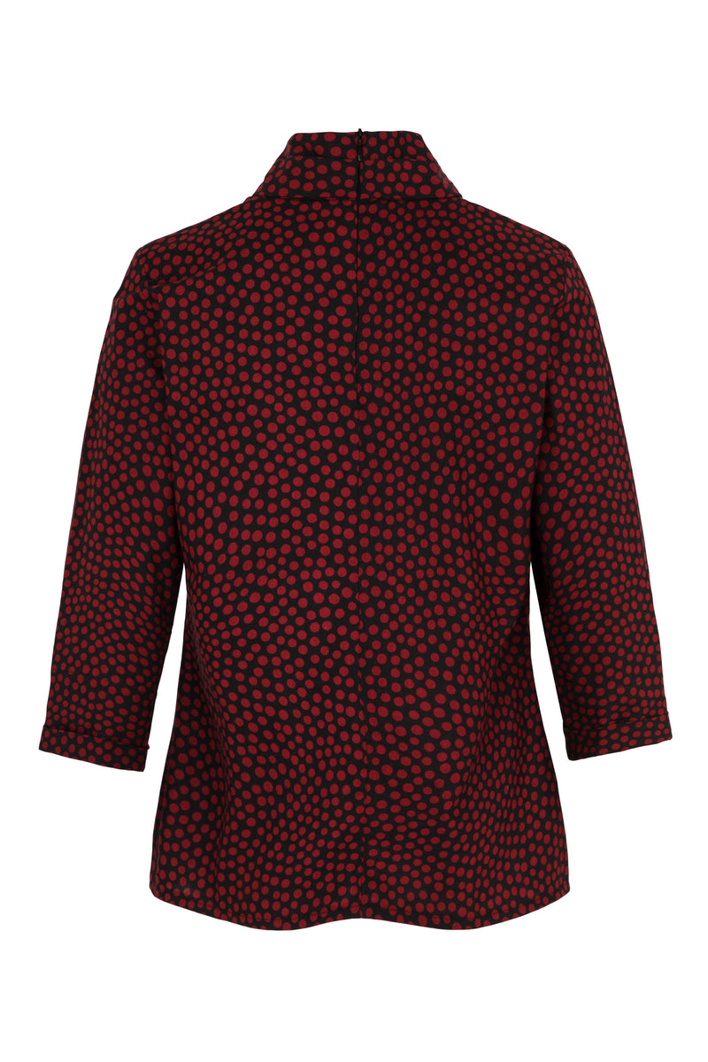 Fiona Bluse Dotted