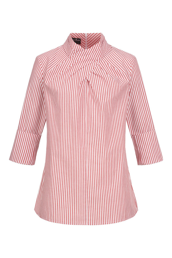 Fiona Blouse Striped