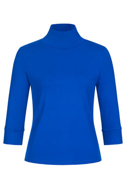 Pia Turtleneck Blue