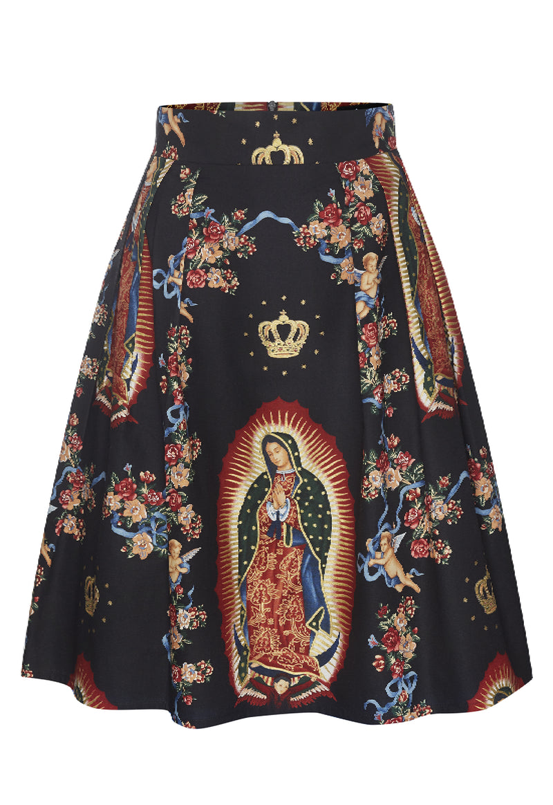 A-line Skirt Our Lady