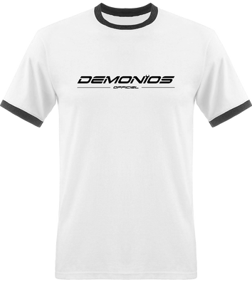 T-shirt Homme Bords Contrastés