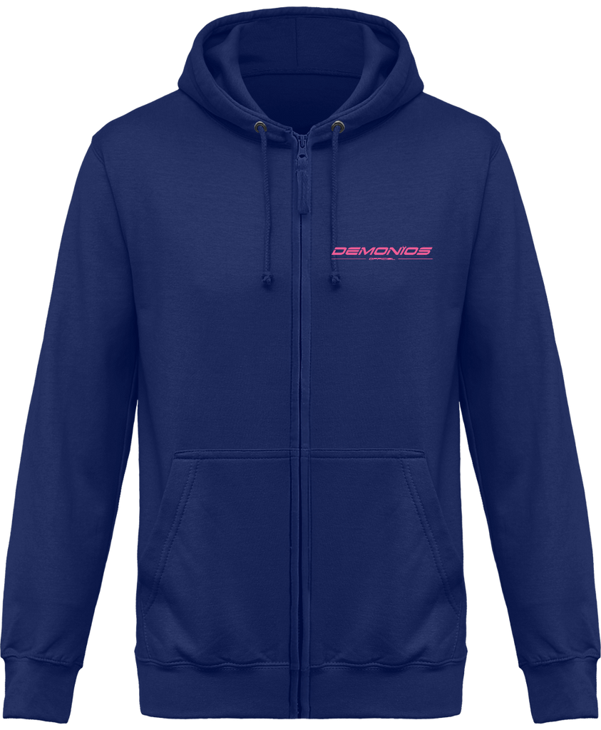 Sweat Shirt Zippé Capuche