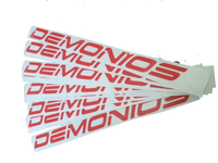 Stickers Demonios Rouge
