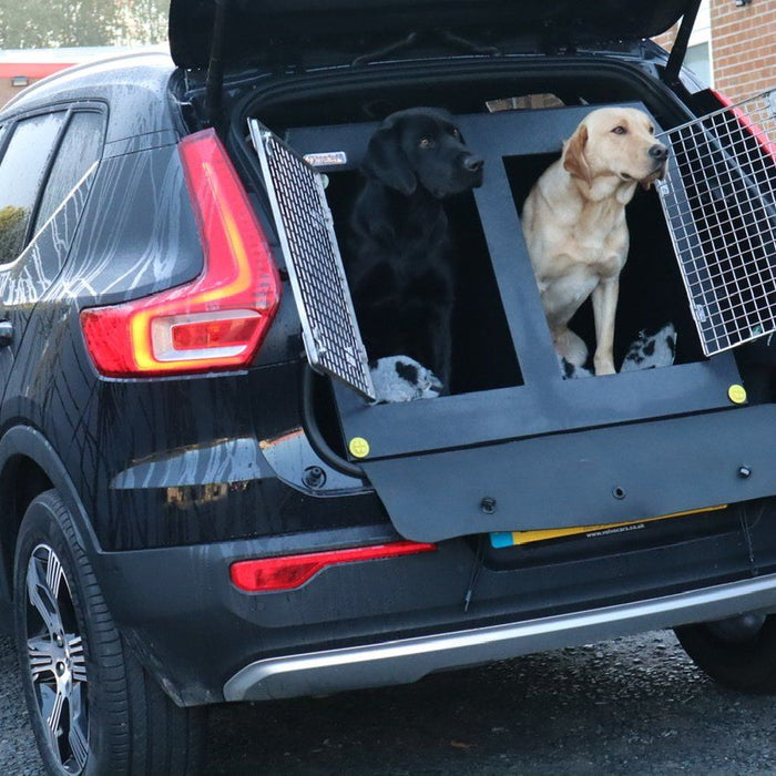 New Dog Crate Design for the Volvo XC40