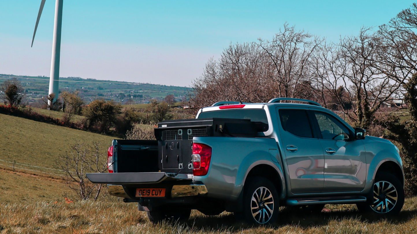 Nissan Navara With Our DT Box Pick Up Kit