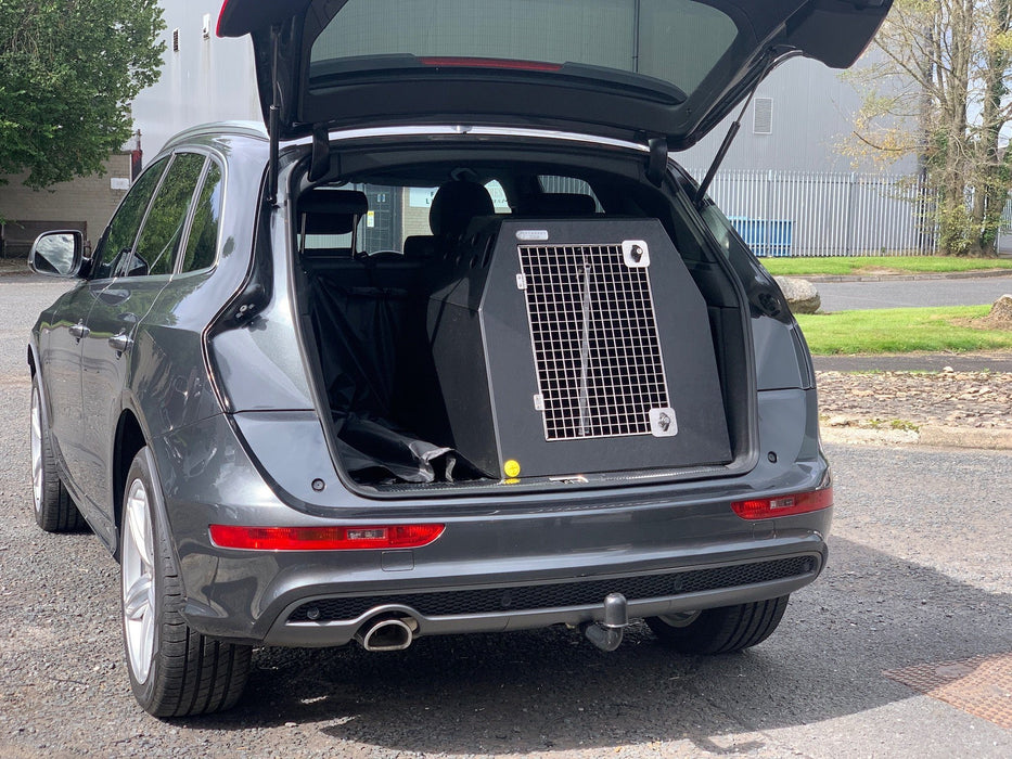 Audi Q5 (2008 - 2016) Dog Car Travel Crate- The DT 4 DT Box DT BOXES