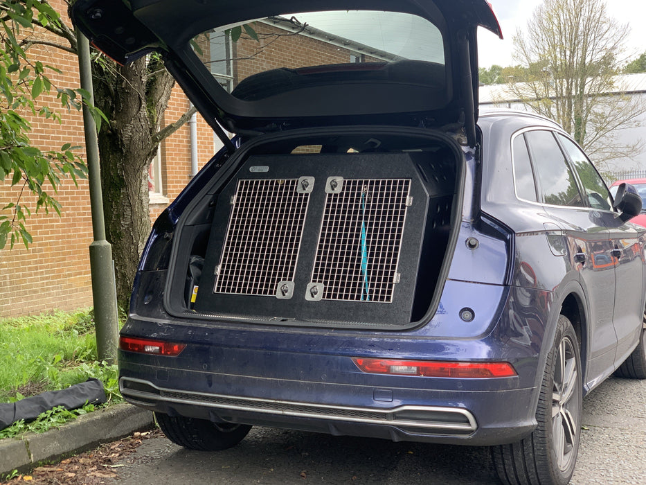 Audi Q5 | 2018 - Present | Car Travel Crate - The DT 13 DT Box DT BOXES