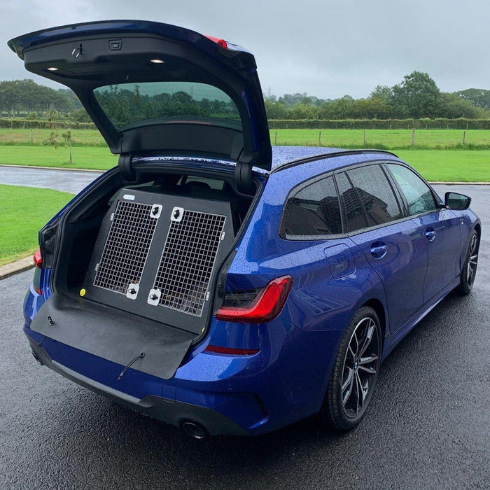 BMW 3 Series Touring 2019 - on Car Travel Crate - The DT 14 DT Box DT BOXES