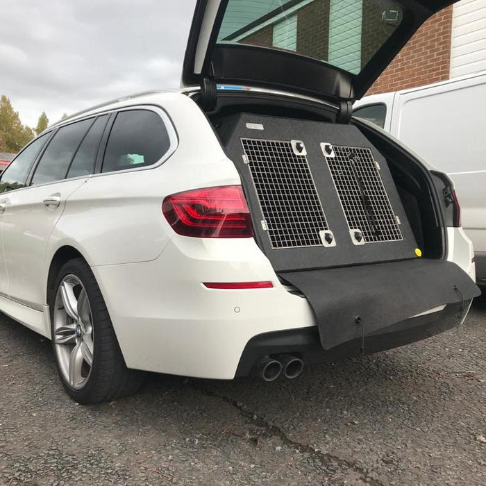 BMW 5 Series Touring (2017 - Present) Dog Car Travel Crate - The DT 2 DT Box DT BOXES