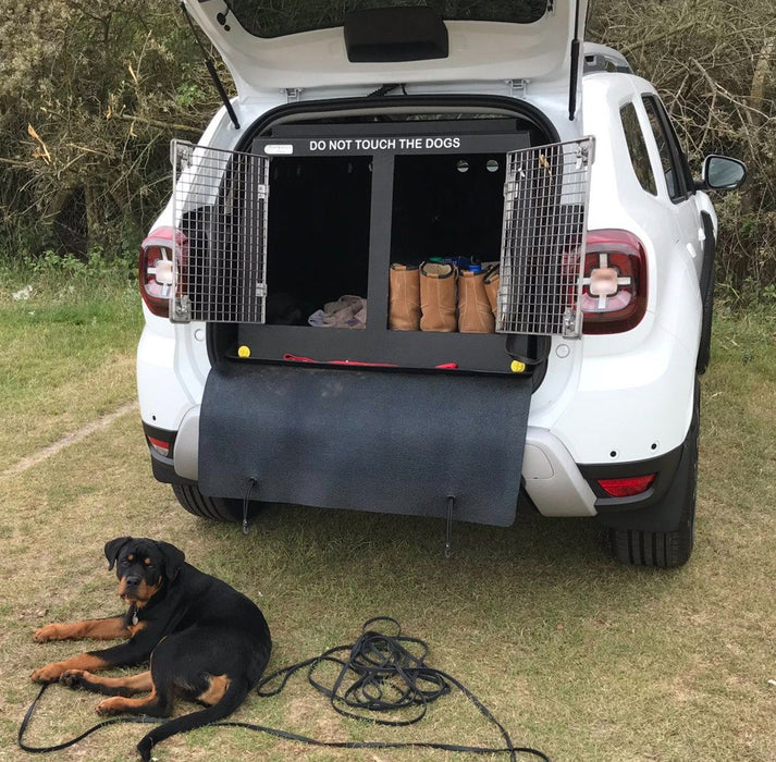 Dacia Duster Dog Car Travel Crate-DT Box DT BOXES
