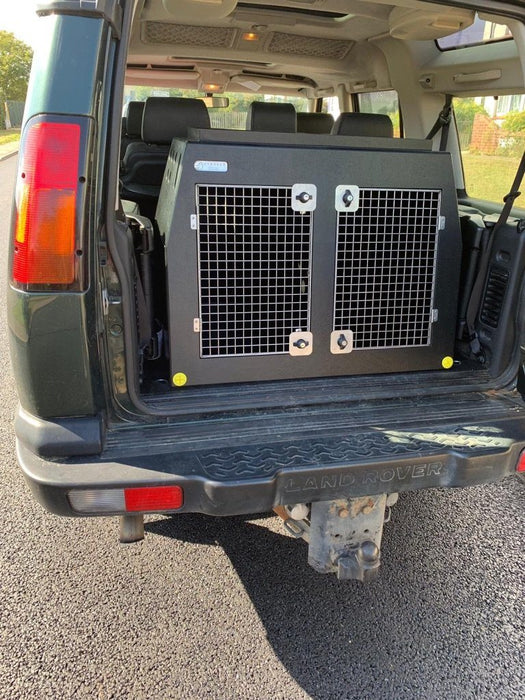Dog Car Crate for Land Rover Discovery 2 1998-2004 DT Box DT BOXES