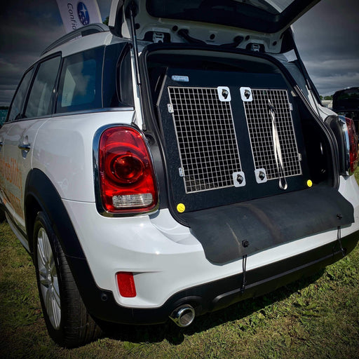 Dog Car Crate for MINI COUNTRYMAN (2017–present) DT-9 DT Box DT BOXES