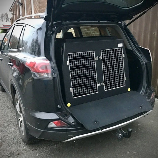 Dog Car Crate For Toyota RAV4- 2013 - 2019 - DT 5 DT Box DT BOXES