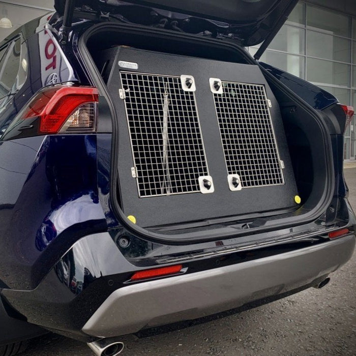 Dog Car Crate Toyota RAV4 2019 TO PRESENT- DT 11 DT Box DT BOXES