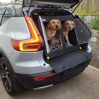 Dog Travel Cage For Volvo XC40 2019 - Present DT Box DT BOXES