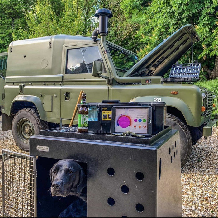 DT Box Dog Car Crate - DT DEFENDER DT Box DT BOXES