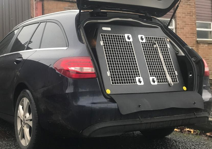 DT Box Dog Car Crate For Audi Q8 - DT 4 DT Box DT BOXES