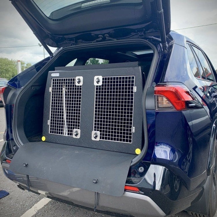 DT Box Dog Car Crate Toyota Rav4 2019 Onwards - DT 1 DT Box DT BOXES