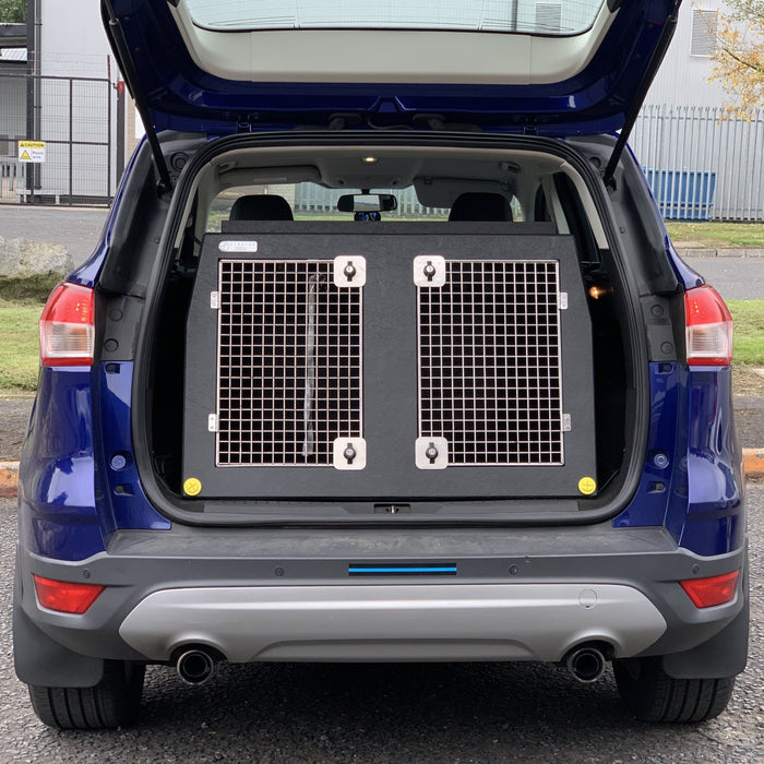 Ford Kuga (2012-2020) Dog Car Travel Crate- The DT 1 DT Box DT BOXES