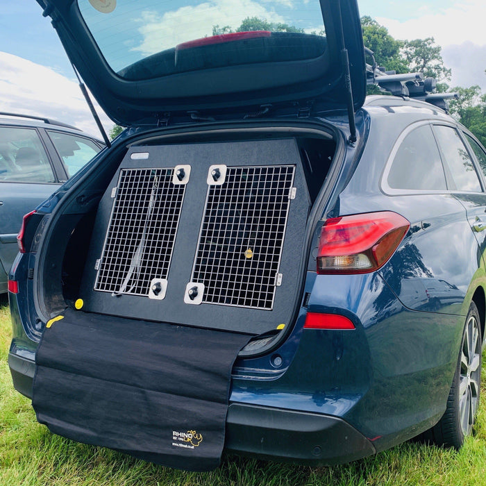 Hyundai I 30 Tourer (2018 - Present) Dog Car Travel Crate- The DT 4 DT Box DT BOXES