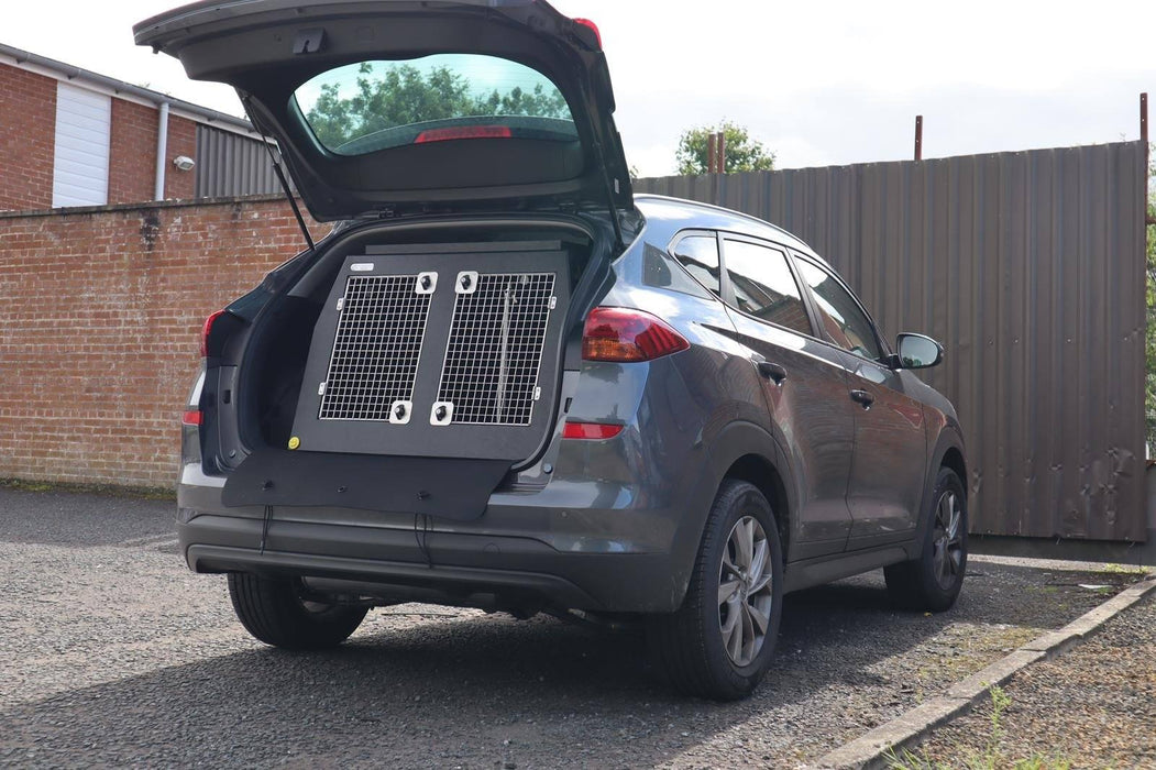 Hyundai Tucson (2015– present) Dog Car Travel Crate- The DT 6 DT Box DT BOXES
