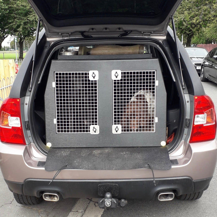 Dog Crate for Kia Sportage 2004 - 2010 DT Box DT BOXES