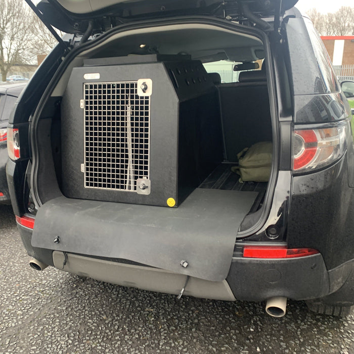Land rover Discovery Dog Crate - DT 3 DT Box DT BOXES