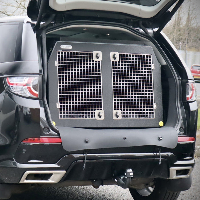 Land Rover Discovery Sport Dog Car Travel Crate- The DT 3 DT Box DT BOXES