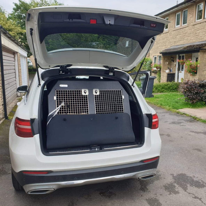 Mercedes GLC | 2015-on | Car Travel Crate | The DT 13 DT Box DT BOXES