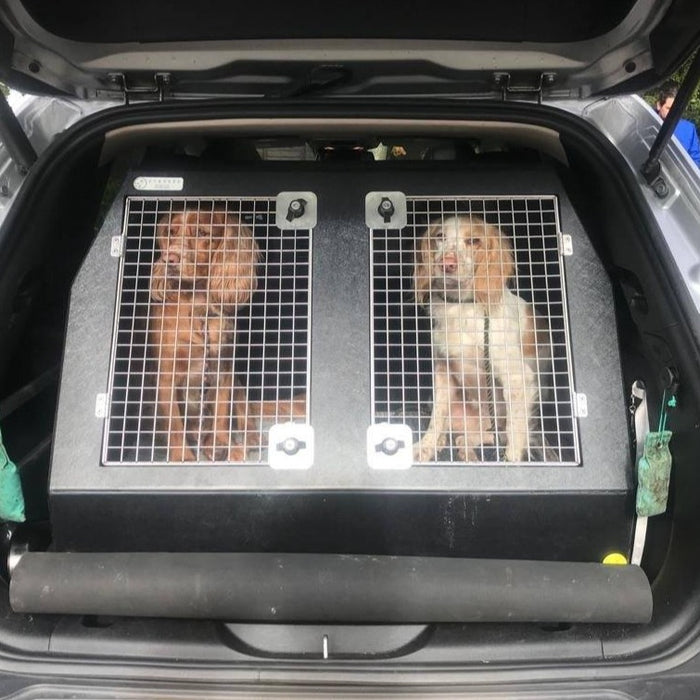 Nissan Qashqai 2014 - present Dog Car Crate - DT 10 DT Box DT BOXES