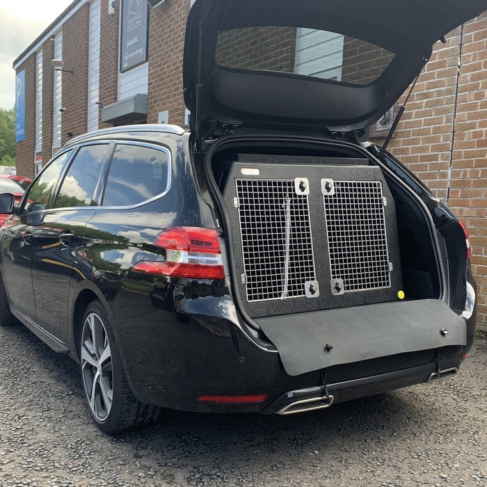 Peugeot 308 SW Estate (2017 - Present) DT Box Dog Car Travel Crate- The DT 3 DT Box DT BOXES