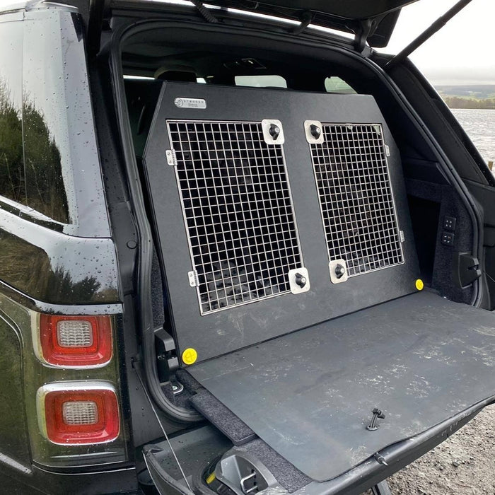 Range Rover Vogue 2012–Present Dog Crate - DT 11 DT Box DT BOXES