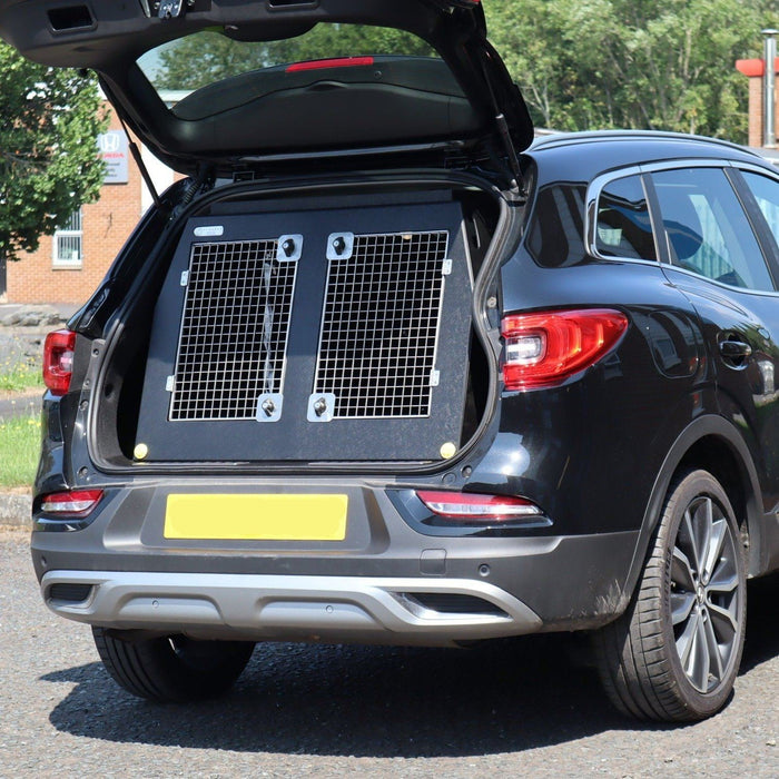 Renault Kadjar (2015–Present) Dog Car Travel Crate- The DT 6 DT Box DT BOXES