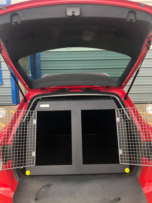 Seat Leon Estate Dog Crate 2014 - Present - DT 4 DT Box DT BOXES