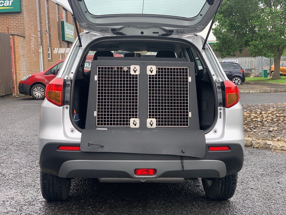 Suzuki Vitara (2015 - Present) Dog Car Travel Crate- DT Box DT Box DT BOXES