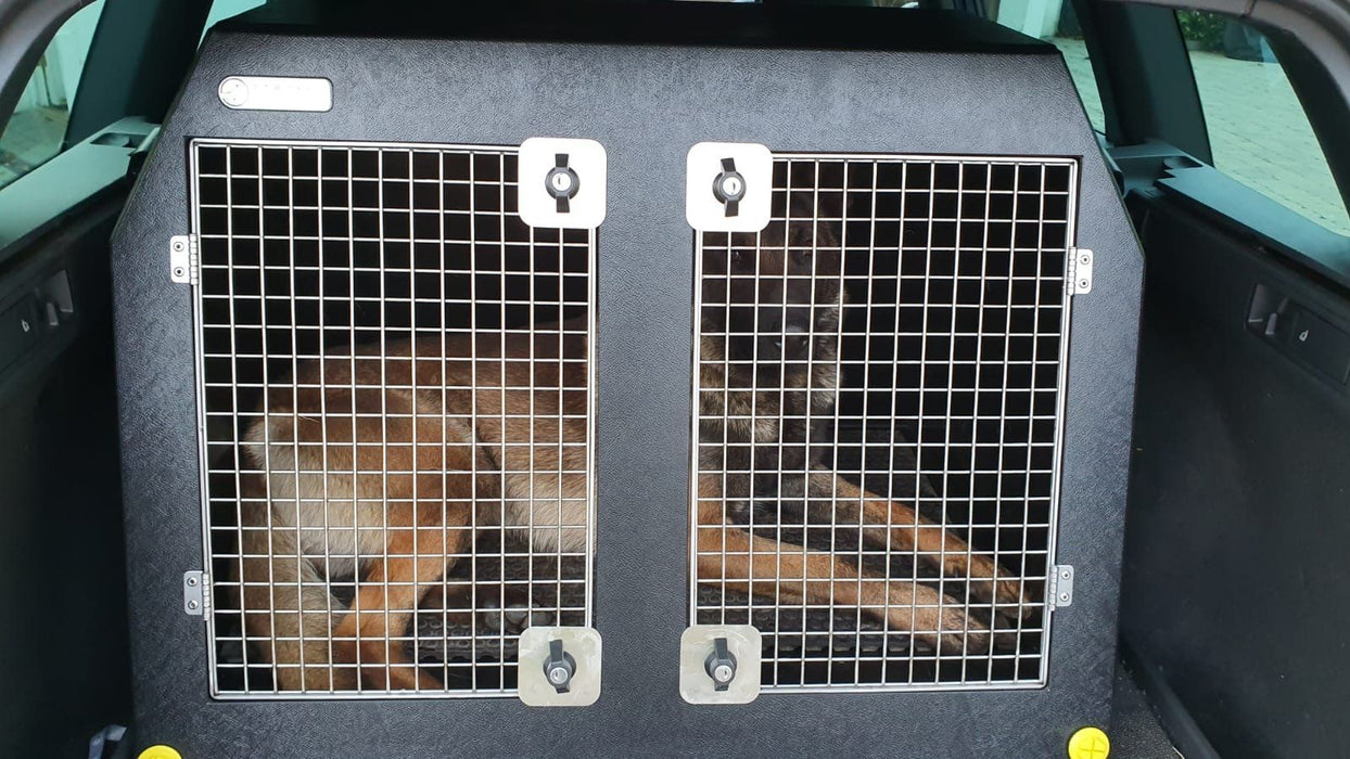 Vauxhall Meriva (2010 - 2017) Dog Car Travel Crate- The DT 9 DT Box DT BOXES