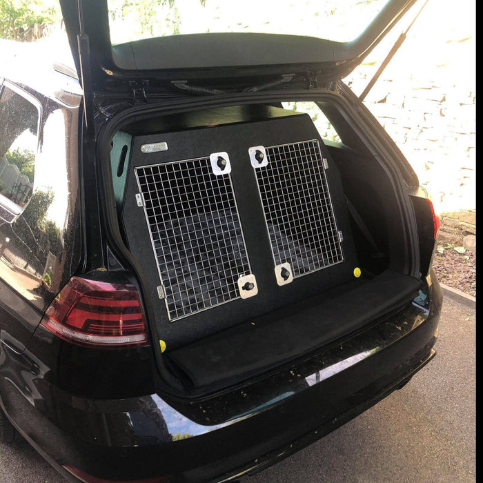 Volkswagen Golf Estate Dog Car Travel Crate- The DT 4 DT Box DT BOXES