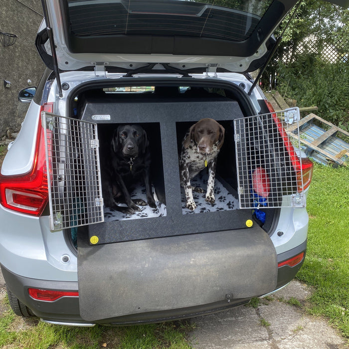 Volvo XC40 (2019 - Present) Dog Car Travel Crate- DT Box DT Box DT BOXES