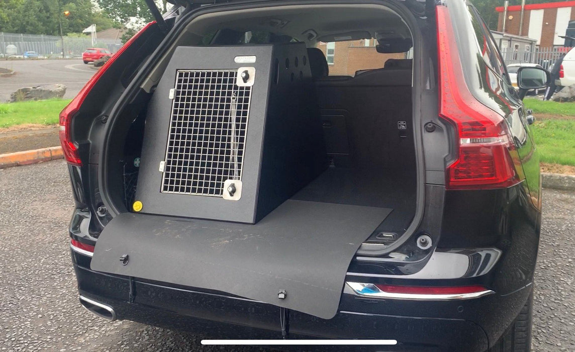 Volvo XC60 (2017 - Present) Car Travel Crate- The DT 4 DT Box DT BOXES