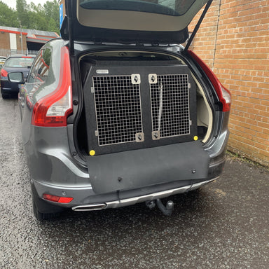 Volvo XC60 DOG CAGE - DT-3 - 2008–2017 MODEL DT Box DT BOXES