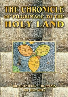 Chronicle of Pilgrimage to Israel and The Holy Lands with Free NAB New  Testament, Catholic Audio Bible MP3 Edition - Holy Land Experience      Journeys