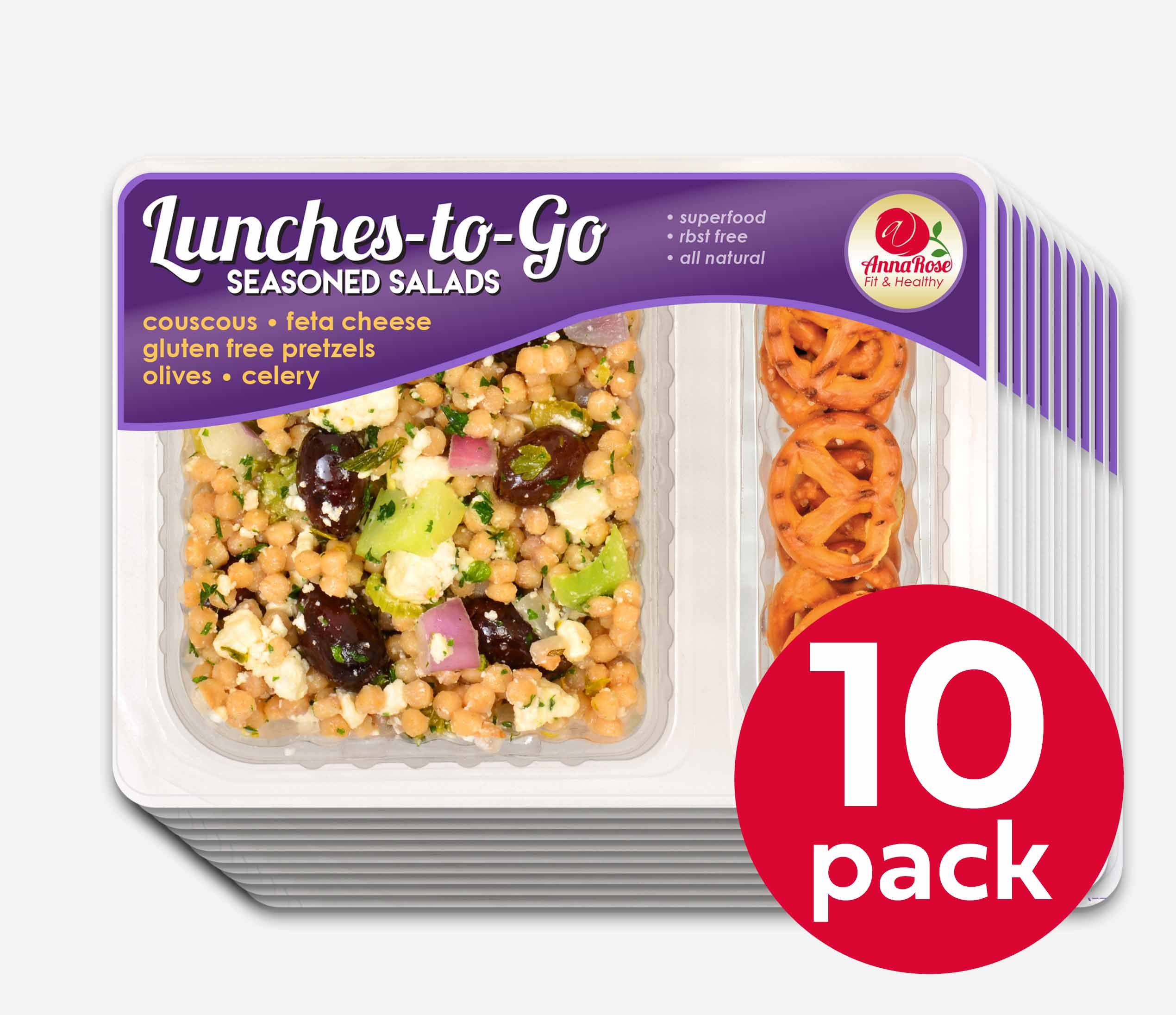 Lunches to Go 10 pack