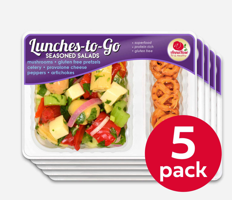 Lunches to Go 5 pack