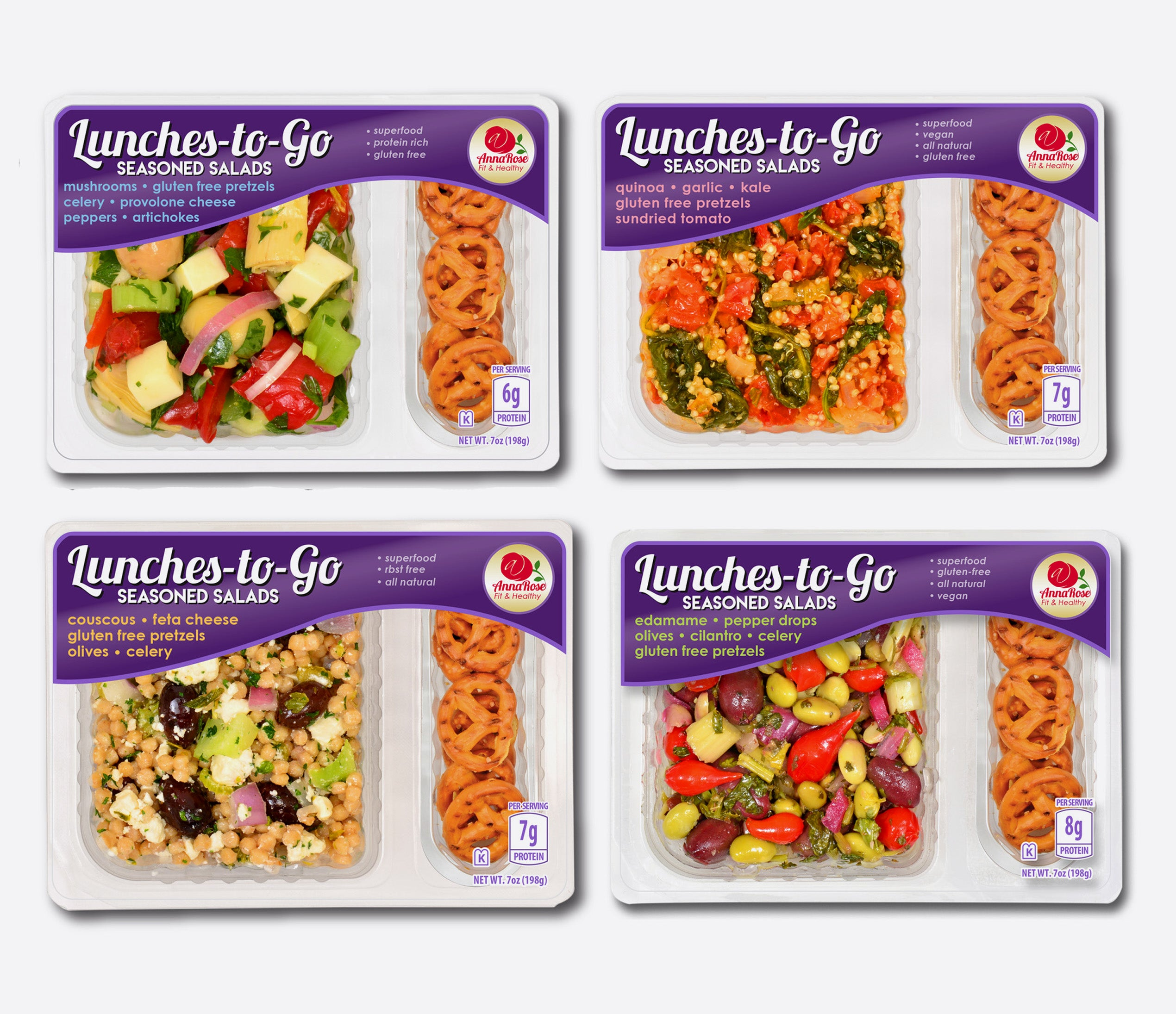 Lunches to Go 3 pack