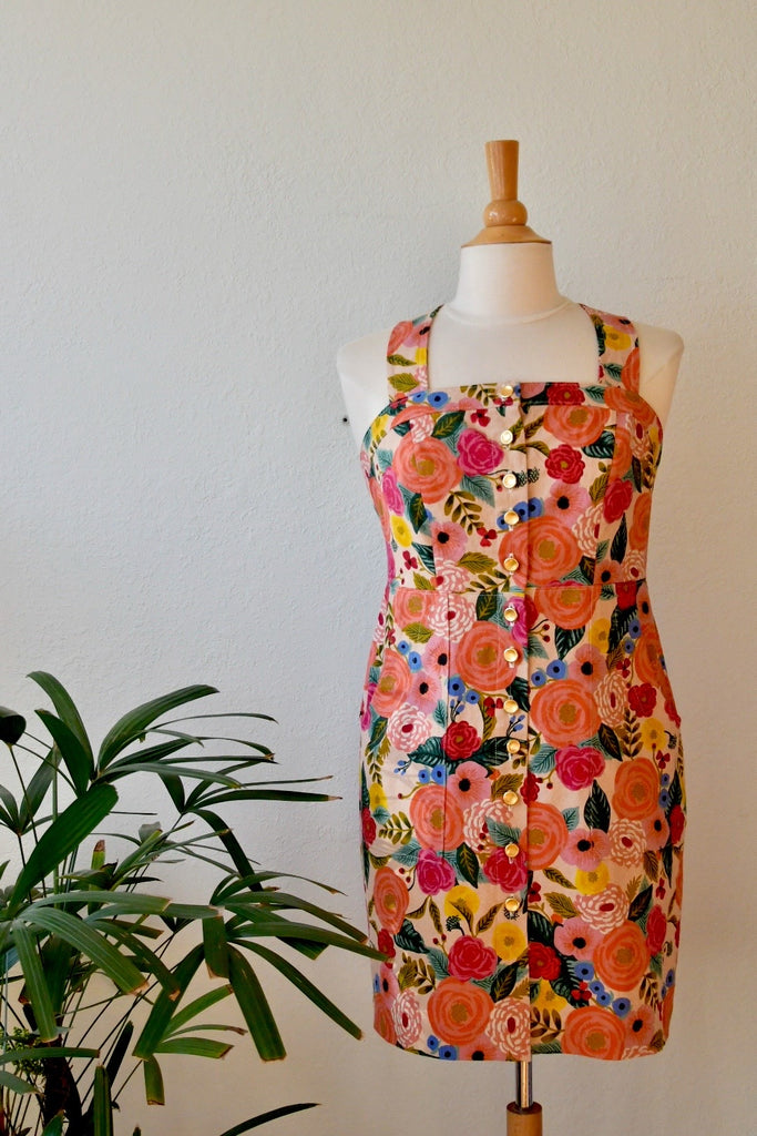 Pattern Matching: Fiona Sundress- Perfect for a Graduation Party